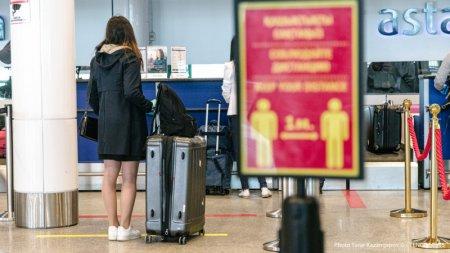 В аэропорт Нур-Султана будут пускать по Ashyq