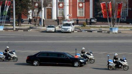 Кортеж президента Кыргызстана попал в аварию: погиб сотрудник ГКНБ