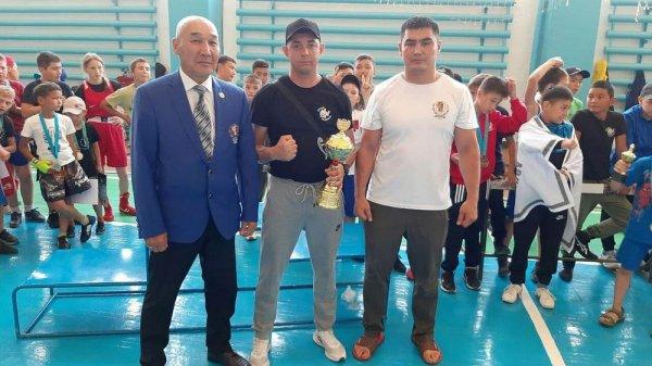 Актауские боксёры стали лучшими на матчевой встрече