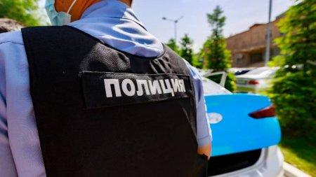 Появилось видео с допроса полицейского, сбившего насмерть женщину в Алматы