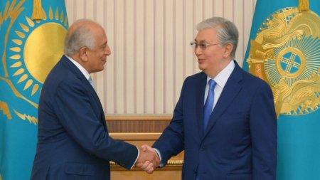 Токаев: США являются надежным партнером Казахстана