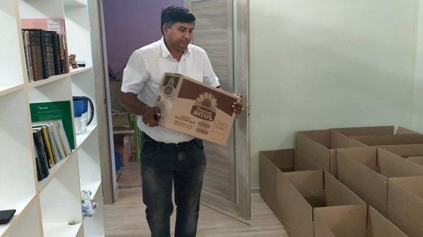 Могут начаться проблемы: Житель Актау попросил чиновников и СМИ не употреблять выражение «индийский штамм»