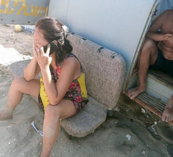 Спасатели Мангистау: Беспечность родителей чуть не привела к очередной жертве на Каспии