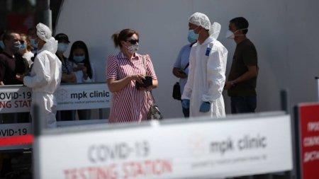 7803 человека заразились COVID-19 в Казахстане за сутки