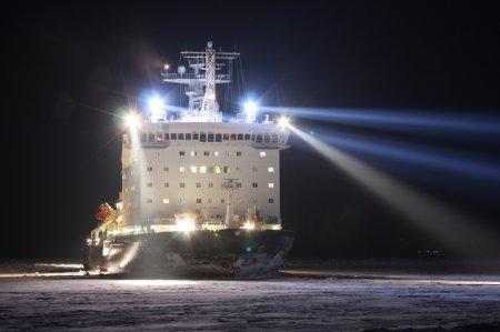 KAZ Minerals начинает переговоры о создании ледокола для своих нужд