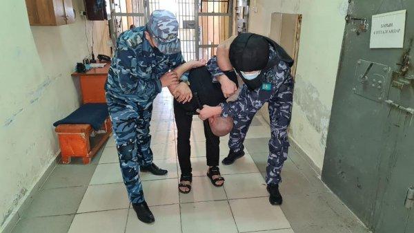 Учения в СИЗО Актау: «Заключённые захватили заложников»